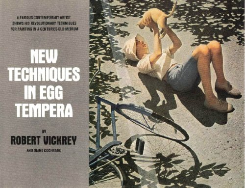 9780823031702: New Techniques in Egg Tempera