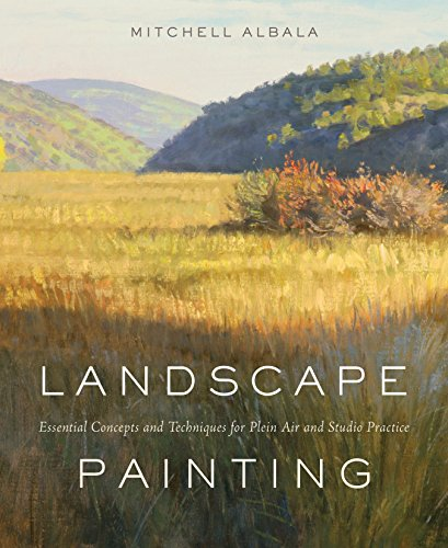 9780823032204: Landscape Painting: Essential Concepts and Techniques for Plein Air and Studio Practice
