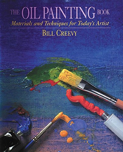 9780823032747: The Oil Painting Book: Materials and Techniques for Today's Artist