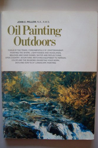 9780823032839: Oil Painting Outdoors