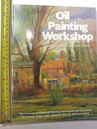 9780823032938: Oil Painting Workshop