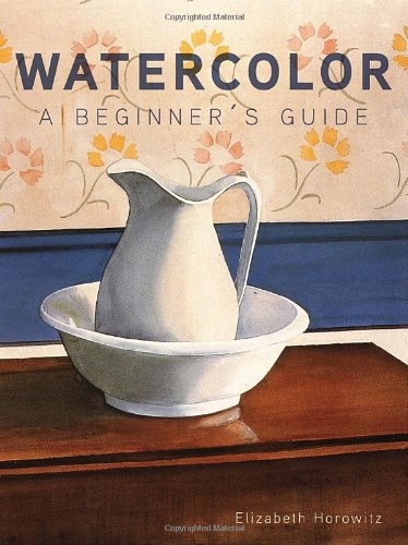 9780823033003: Watercolor a Beginner's Guide