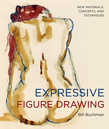 9780823033140: Expressive Figure Drawing: New Materials, Concepts, and Techniques
