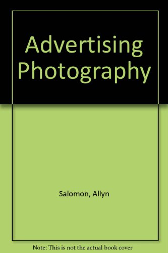 9780823035045: Advertising Photography