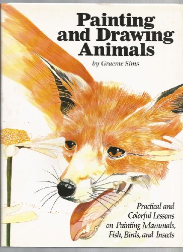 9780823035564: Painting and Drawing Animals