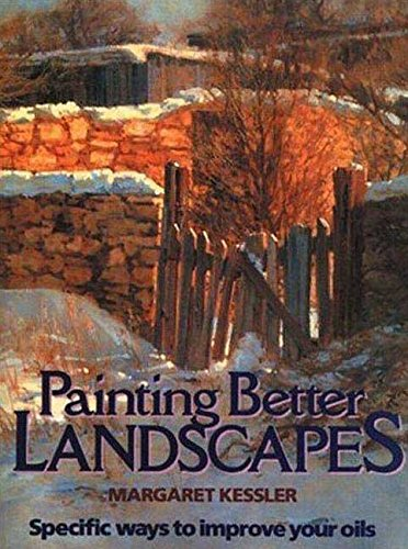 9780823035762: Painting Better Landscapes: Specific Ways to Improve Your Oils