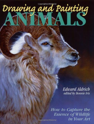 9780823036073: Drawing and Painting Animals: How to Capture the Essence of Wildlife in Your Art