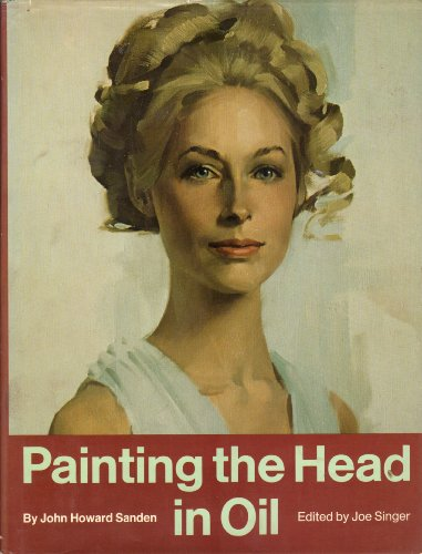 9780823036400: Painting the Head in Oil