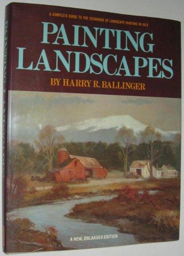 9780823036516: Painting landscapes