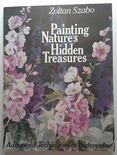 9780823037230: Painting Nature's Hidden Treasures