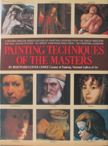 9780823038633: Painting Techniques of the Masters