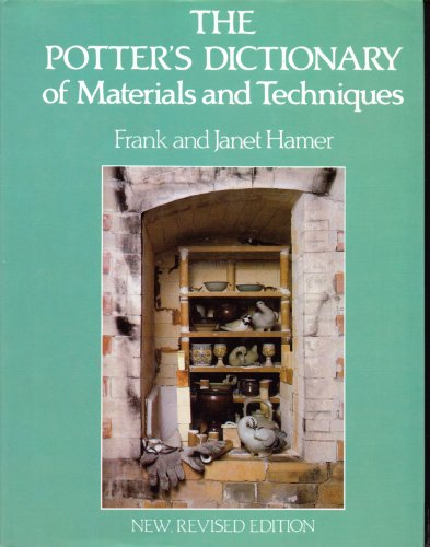 9780823042111: Potter's Dictionary of Materials and Techniques