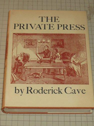 9780823044009: The Private Press