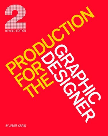 9780823044160: Production for the Graphic Designer