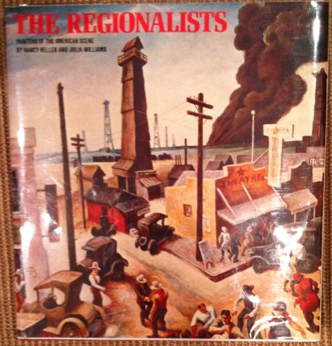 The Regionalists : Painters of the American Scene