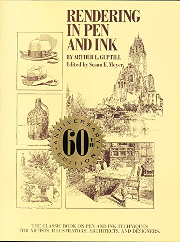 9780823045297: Rendering in Pen and Ink: The Classic Book On Pen and Ink Techniques for Artists, Illustrators, Architects, and Designers