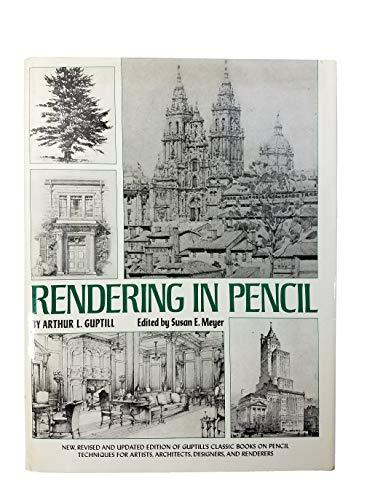 9780823045310: Rendering in Pencil
