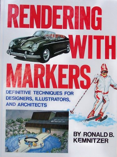 9780823045334: Rendering With Markers