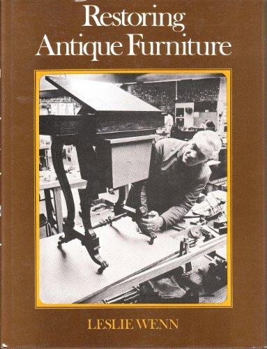 9780823045464: Restoring Antique Furniture