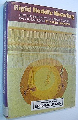 Rigid Heddle Weaving: Swanson, Karen