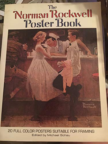 9780823045884: Norman Rockwell Poster Book