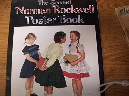 9780823045891: The Second Norman Rockwell Poster Book