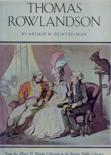 The Watercolor Drawings of Thomas Rowlandson: Thomas Rowlandson