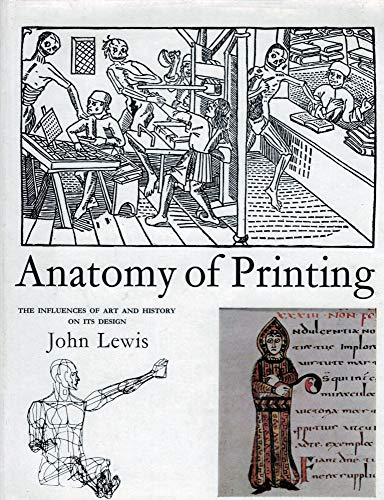 9780823050253: Anatomy of Printing The influences of Art and History on its Design