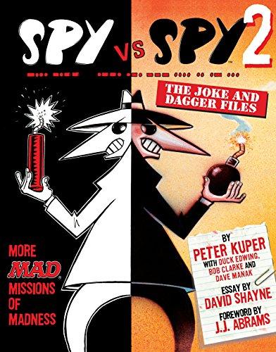 9780823050352: Spy Vs. Spy 2: The Joke and Dagger Files