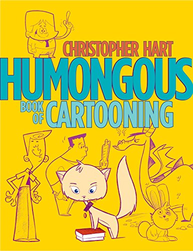 9780823050369: Humongous Book of Cartooning