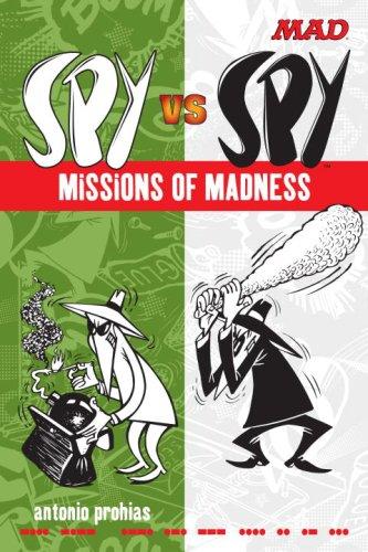 Spy vs Spy Missions of Madness