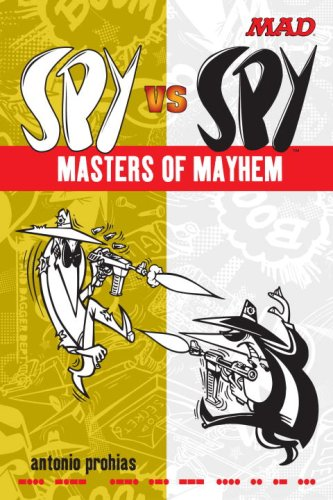 9780823050512: Spy vs Spy Masters of Mayhem (Mad)