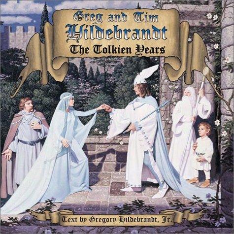 9780823051052: Greg and Tim Hildebrandt, the Tolkien Years