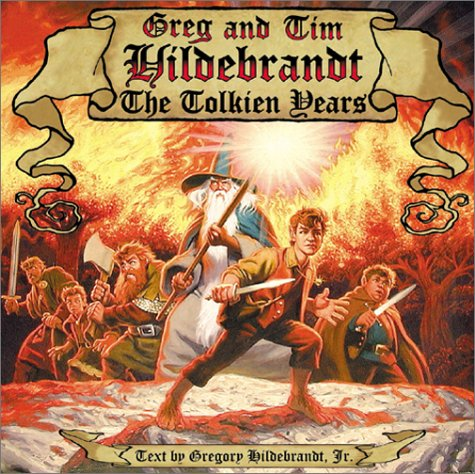 9780823051243: Greg and Tim Hildebrandt: The Tolkien Years