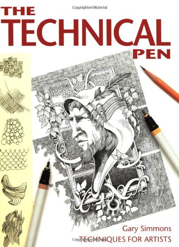 9780823052271: The Technical Pen