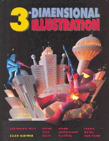 9780823053674: Three-Dimensional Illustration: