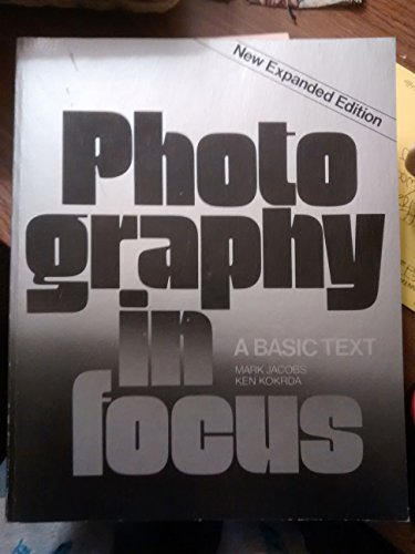 9780823054053: Photography in Focus