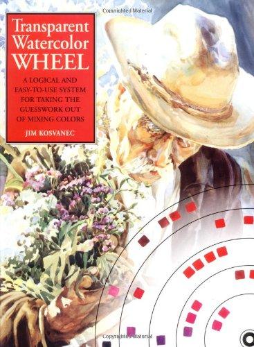 9780823054374: Transparent Watercolor Wheel