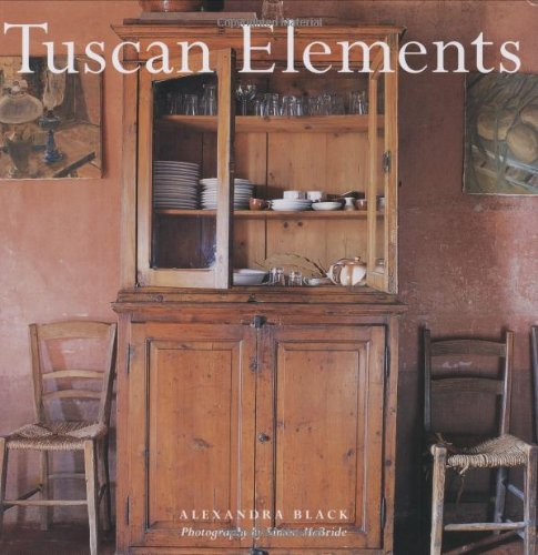 9780823054800: Tuscan Elements (Decor Best-Sellers)