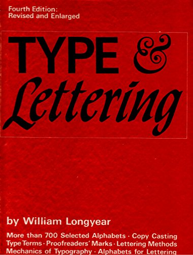 Type and Lettering: William Longyear