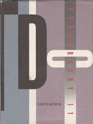 9780823055456: Typography 11: The Annual of the Type Directors' Club