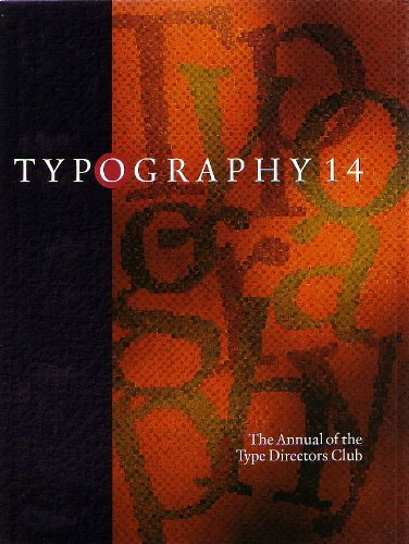 9780823055487: Typography 14: The Annual of the Type Director's Club