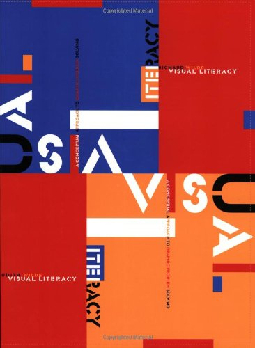 9780823056200: Visual Literacy: A Conceptual Approach to Graphic Problem Solving