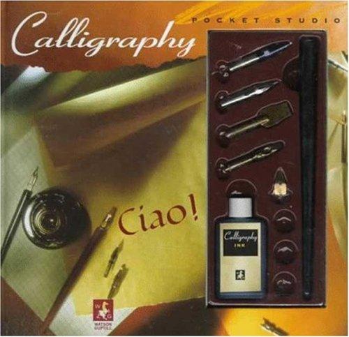 9780823056330: Calligraphy Pocket Studio
