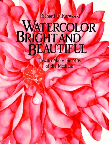 9780823056538: Watercolour Bright and Beautiful
