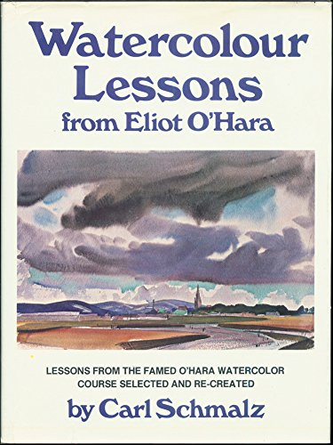 9780823056668: Watercolor Lessons from Eliot O'Hara