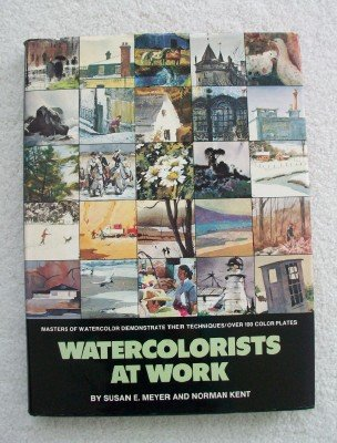Watercolorists at work, (0823056902) by Susan E Meyer