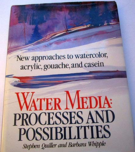 9780823056958: Water Media Processes and Possibilities