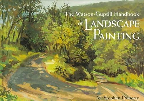 9780823057016: Watson-Guptill Handbook of Landscape Painting