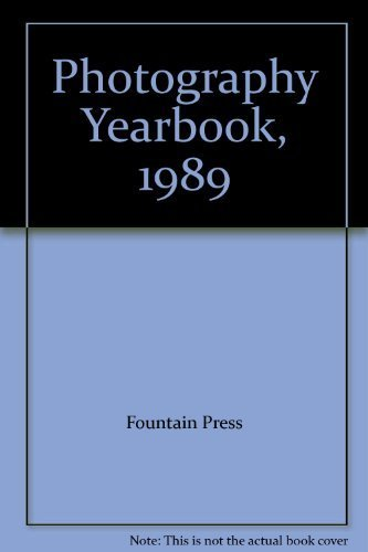 9780823057597: Photography Yearbook- 1989